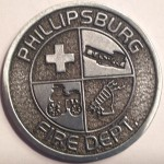 "Phillipsburg Fire Department ""Springer Strong"" Challenge Coin"